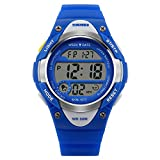 SKMEI Kids Sport Digital Watch Boys Waterproof Wrist Watches with LED Electronic Alarm