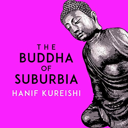 The Buddha of Suburbia audiobook cover art