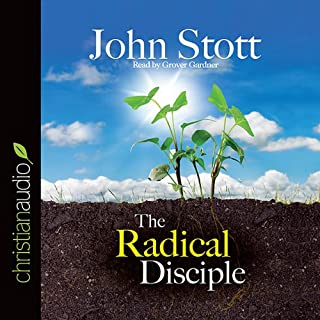 The Radical Disciple cover art