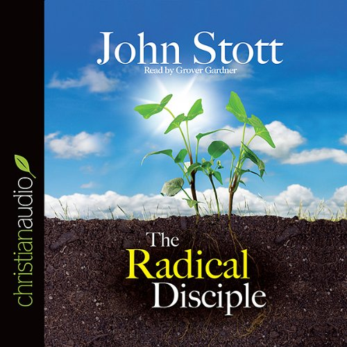The Radical Disciple audiobook cover art