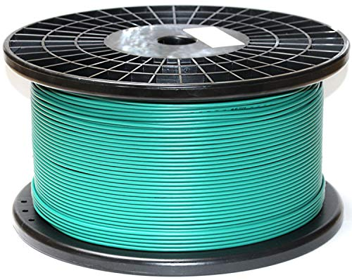 Genisys Gardena komp. Kabel Mähroboter Begrenzung Draht sileno | Ø3,4mm (+) Long Life | auf der Kabelrolle, Länge:250m