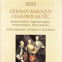 German Baroque Chamber Music
