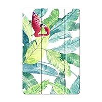Sepikey iPad Air 1/iPad Air タブレットケース,衝撃防止 三つ折 高級PU キズ防止 耐落下性 三つ折タイプ タブレットケース iPad Air 1/iPad Air Case-フラミンゴ12