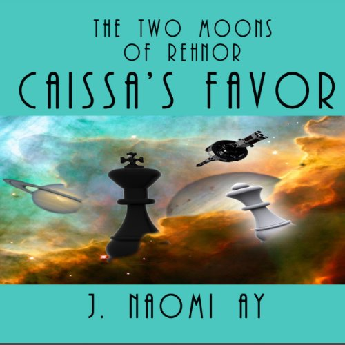 Caissa's Favor audiobook cover art