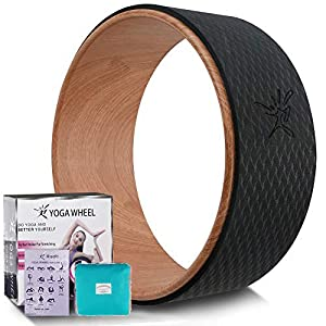 7 Best Yoga Wheels Reviewed - What is it and What s the Best One 36a0c9b1e7e