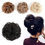Rosa Star Hair Hairbun2#