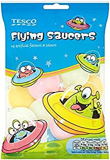 Tesco Flying Saucers