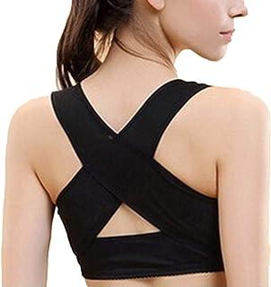 RUEWEY Women Body Shaper Vest Tank Top Bra Control Weight Loss Shapewear