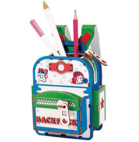 ペン立て ペンスタンド 卓上収納 DIY 筆筒 筆立て ペンスタンド 事務用品 飾り箱 ペンコンテナ 雑貨入れ ペン立て卓上文房具収納用品 小物入れ ペン立て