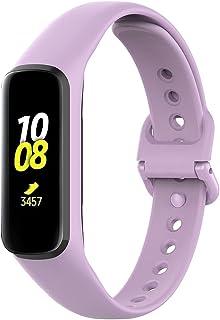 Gransho Bandas de Repuesto Compatible con Galaxy Fit2 SM-R220, Reloj Correa de Silicona Suave Correas Pulseras Correa Depo...