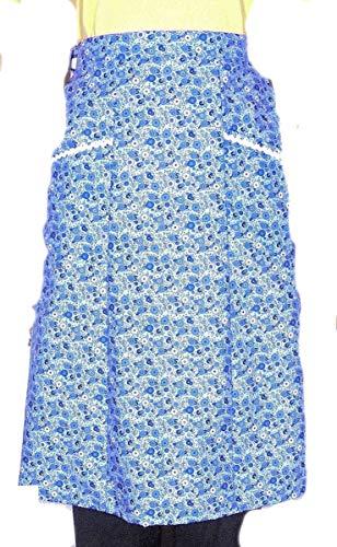 Eckhardt-Schürzen 602 Halbschürze groß, ca. 94 cm breit 100% Baumwolle Made in Paderborn
