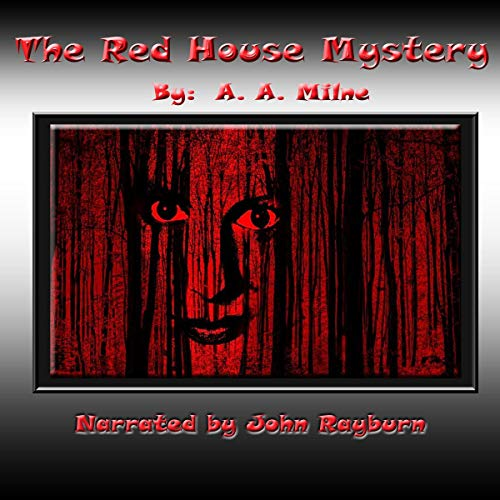 The Red House Mystery cover art