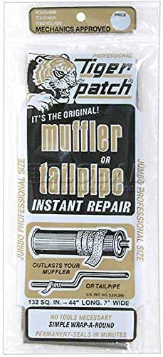 Tiger patch Jumbo Muffler & Tailpipe Repair Tape