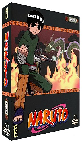 Naruto, vol.4 - Coffret digipack 3 DVD