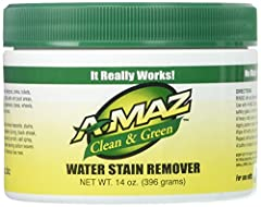Removes the Toughest Stains Contains No Acids, Bleach, or Chlorides