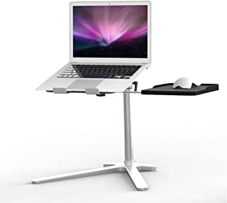Laptop Stand, Adjustable Desk Portable Lightweight Notebook, Holder Desktop for Riser Table Tray Mount, Stander Omni Tray Table, Independent Living Aid