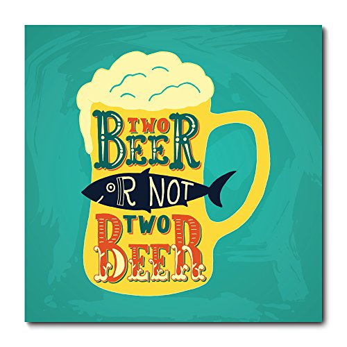 Placa Decorativa - Beer - Cerveja - 1876plmk