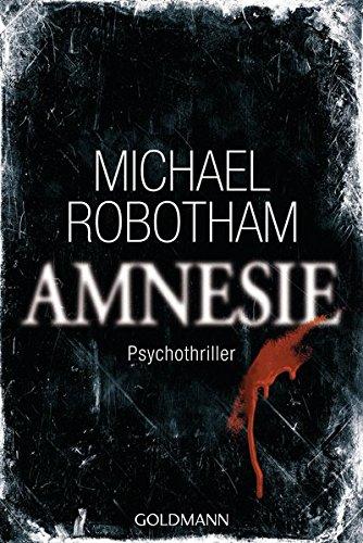 Amnesie: Joe O'Loughlins 2. Fall: Psychothriller (Joe O'Loughlin und Vincent Ruiz, Band 2)