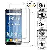 Guran [3 Pezzi] Pellicola Protettiva per Oukitel K5000 Smartphone Ultra Sottile Screen Protector in Vetro Temperato Film Ultra Resistente
