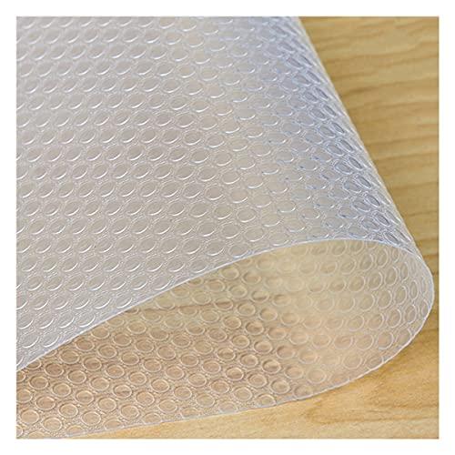LEISHENT Shelf Liner Waterproof Cabinet Protection No Glue Oil Resistant Washable for Cupboard,Sideboard,Bathroom,Locker,Shelf,60cm x 10m