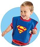 MOLTO Superman - Babero cuello camiseta