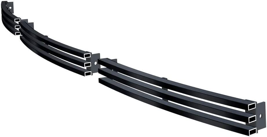 Be super welcome APS Compatible with 2007-2009 Toyota Lower Max 67% OFF Tundra Black B Bumper