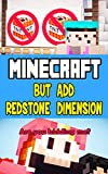 Funny Minecraft Story: But Add Redstone Dimension - Minecraft Comic (English Edition)