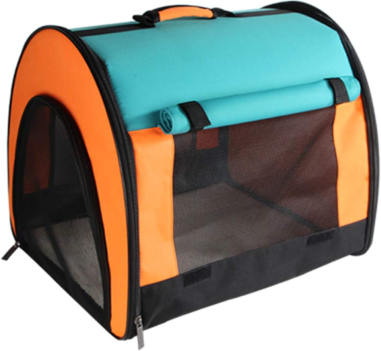 Lyjfzkjgs Large 20 Kg Breathable Tent Dog Bag Cat Bag Out Carrying Bag Keji Law Fighting Pet Take Dog Bag