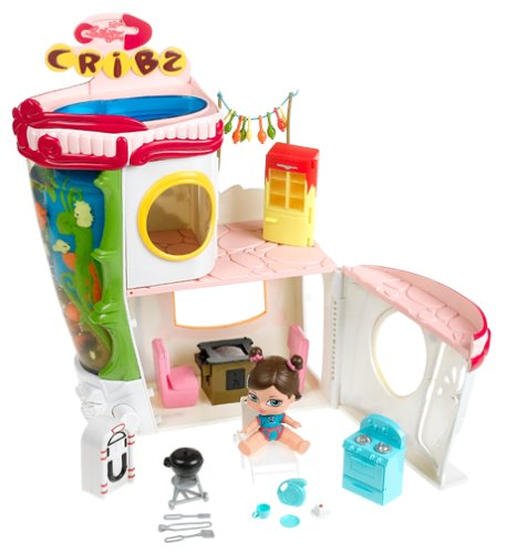 MGA Entertainment Bratz Babyz: Cribz Playset with Dana Doll