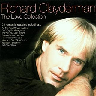 richard clayderman love collection