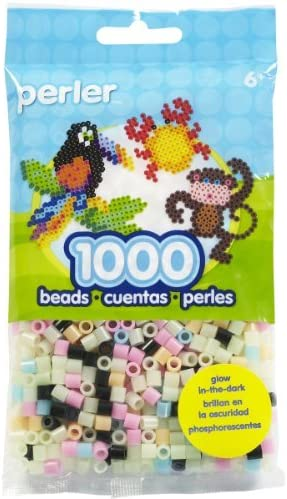 Ranking TOP10 Perler Beads Glow Max 57% OFF Mix by