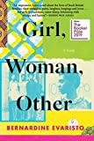 Book cover of Girl Woman Other by Bernardine Evaristo