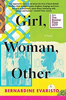 Girl Woman Other  A Novel  Booker Prize Winner