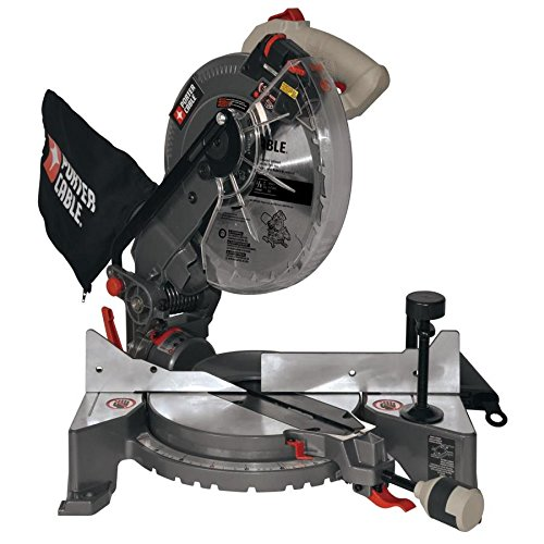 "Porter-Cable 10"" Single-Bevel Folding Compound Miter Saw"