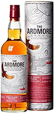 Ardmore Port Wood Finish Single Malt Whisky 12 Jahre (1 x 0.7 l)