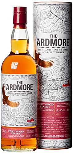 Ardmore Port Wood Finish Single Malt Whisky 12 Jahre (1 x 0.7 l)