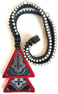 Russian Orthodox Old Believers lestovka 103 steps - Rosary leather handmade - Orthodox prayer rope - prayer beads - chetki