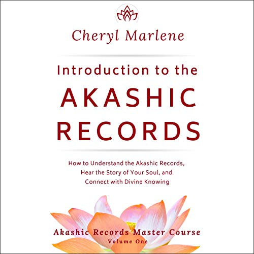 Introduction to the Akashic Records audiobook cover art