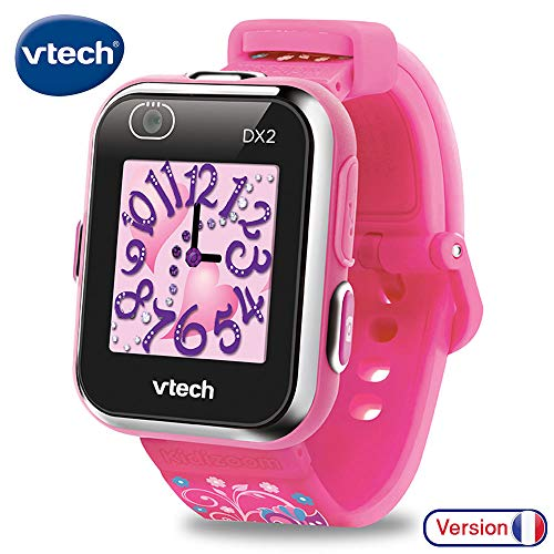 VTech 193835 Kidizoom Smartwatch Connect DX2, roze