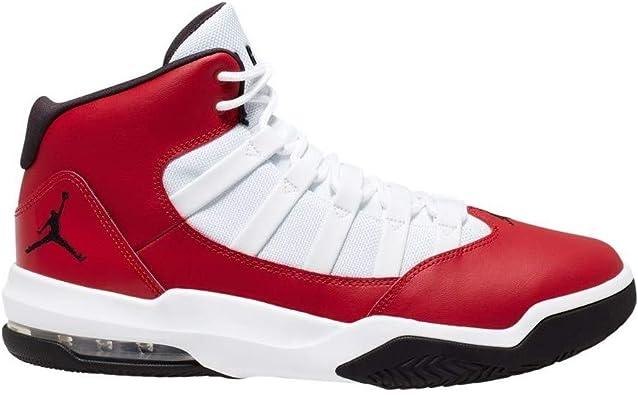 Jordan Max Aura, Sneaker Montante Homme : Amazon.fr: Chaussures et ...