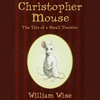 Christopher Mouse audiobook cover art