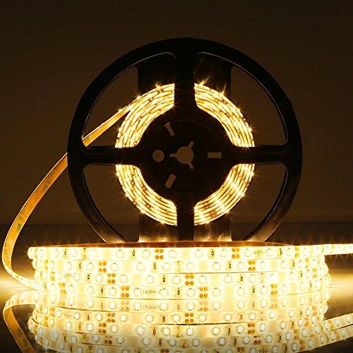 LED tira, plástico, led strip warmweiß, / 30.00 watts 12.00 volts
