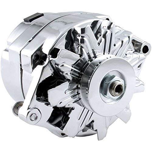 chrome alternator for car - 1