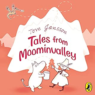 Tales from Moominvalley cover art