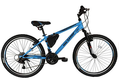 Ümit Bicicleta 24' XR-240, Juventud Unisex, Azul, Mediano
