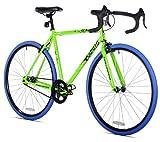 Takara Kabuto Single Speed Road Bike, Blue, Small/50cm