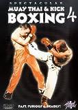 Muay Thai And Kick Boxing - Vol. 4 [Reino Unido] [DVD]