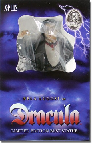 Universal Studios Licensing X-Plus USA Limited Edition Bust Statue Dracula