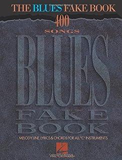 Blues Fake Book