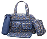 Kiwisac pour Bellemont 8020 Chlo? Baby Changing Bag Blue by Unknown